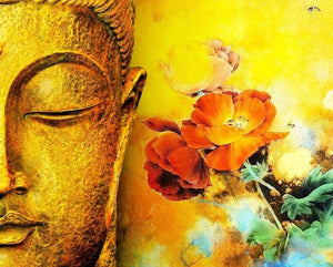 Buddha Paint by Numbers