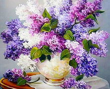 Load image into Gallery viewer, Butterfly Bush Paint by Numbers