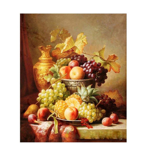 Fresh Fruits DIY Painting Kit