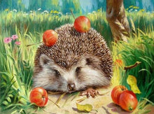 Load image into Gallery viewer, Hedgehog DIY Painting Kit