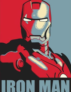 Iron Man DIY Painting Kit