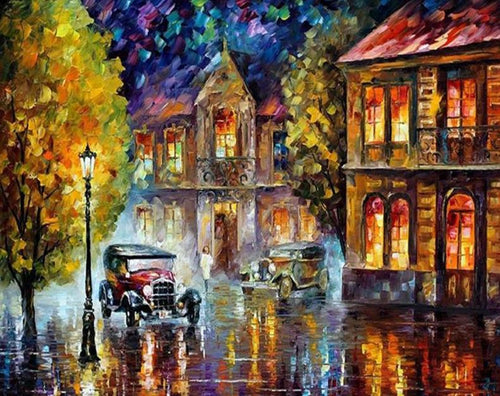 Beautiful Scenery DIY Painting Kit