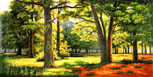 Load image into Gallery viewer, Summer Forest DIY Painting Kit