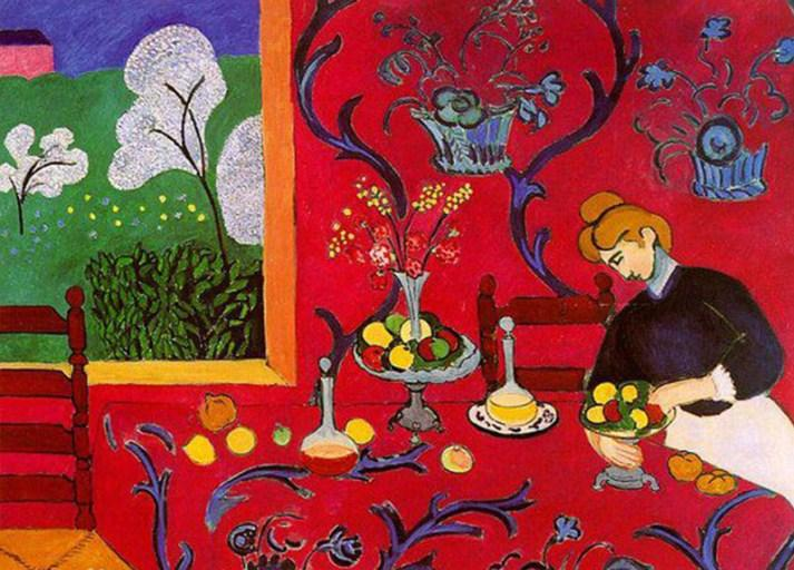Henri Matisse's Painting by Numbers Kit