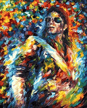 Load image into Gallery viewer, The Michael Jackson Paint by Numbers