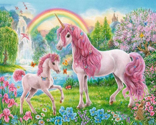 Unicorn DIY Painting Kit