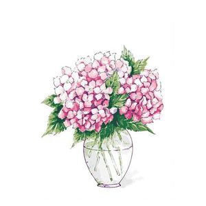 Vase of Flowers Painting Kit
