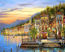 Load image into Gallery viewer, Wonderful City Paint by Numbers