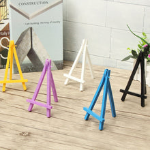 Load image into Gallery viewer, Colorful Mini Easels 15X8cm