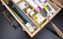 Load image into Gallery viewer, Paint by Numbers Supplies Storage Case