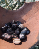 Rhodonite Tumbled Stone - South African Media