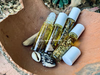 Vibrational Herb Infused Intention Oils - Roll On