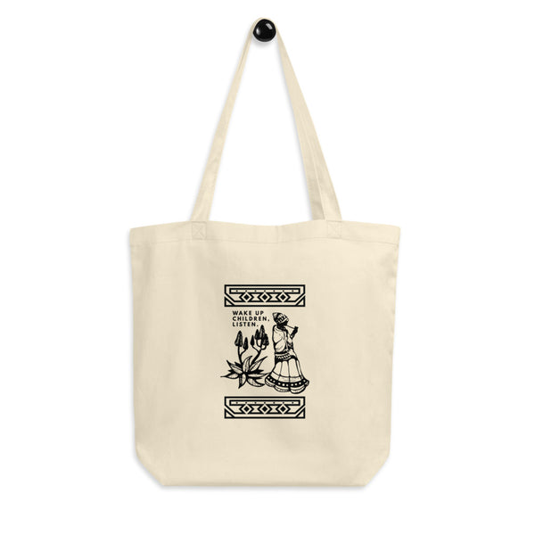 Mother Africa Speaks - Eco Tote Bag