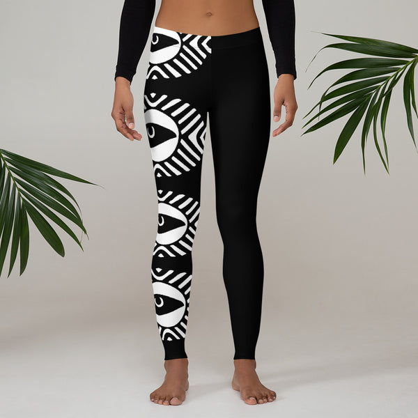 Lucid - Leggings-Zulu Moon Market