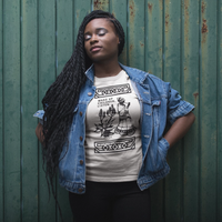 Mother Africa Speaks T-Shirt - Unisex-Zulu Moon Market