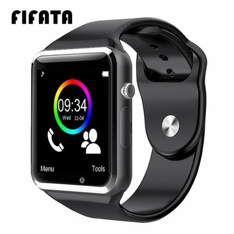 FIFATA Bluetooth A1 Smart Watch Sports Tracker Men Women Smartwatch IP67 Waterproof A1 Watches For Android IOS PK P68 IW8 IW9 - DealsNode