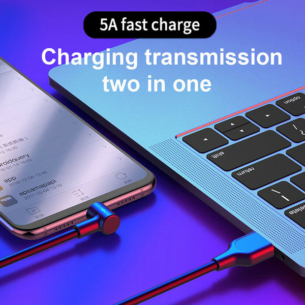 5A USB Type C Cable for Smartphone - DealsNode