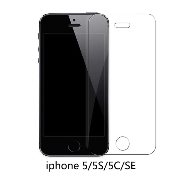 Protective tempered glass for iphone - DealsNode