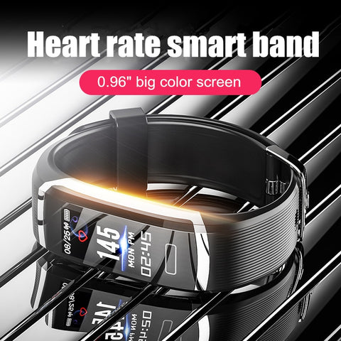 Letike Smart Watch Men Waterproof Smartwatch Women Heart Rate Watch - DealsNode