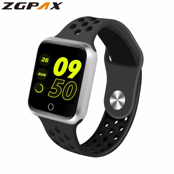 ZGPAX S226 smart watches watch IP67 Waterproof 15 days long standby Heart rate Blood pressure Smartwatch Support IOS Android - DealsNode