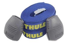 Thule Logo Tie Down Straps with Bumpers