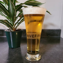Load image into Gallery viewer, Riverine Etched Beer Glass - Metalhead by design