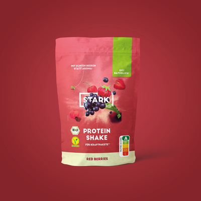 Protein Shake Red Berries 450g