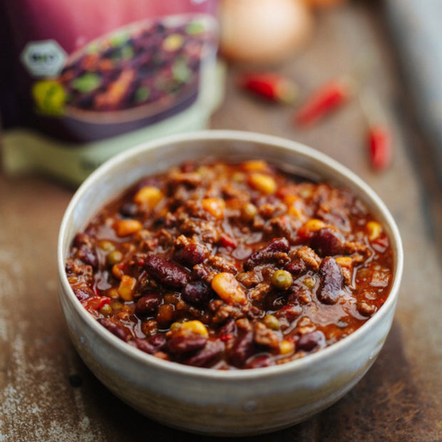 Bean Bowl Chili sin Carne 5x 400g