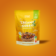 Chickpea Bowl Creamy Curry 400g