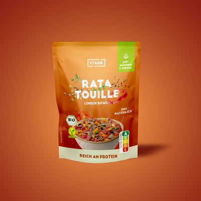 Linsen Bowl Ratatouille 400g