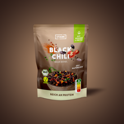 Bean Bowl Black Chili 400g
