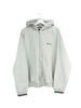 Champion Zip Jacke Grau XL