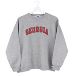 Russel Athletic Georgia Sweater Grau XS