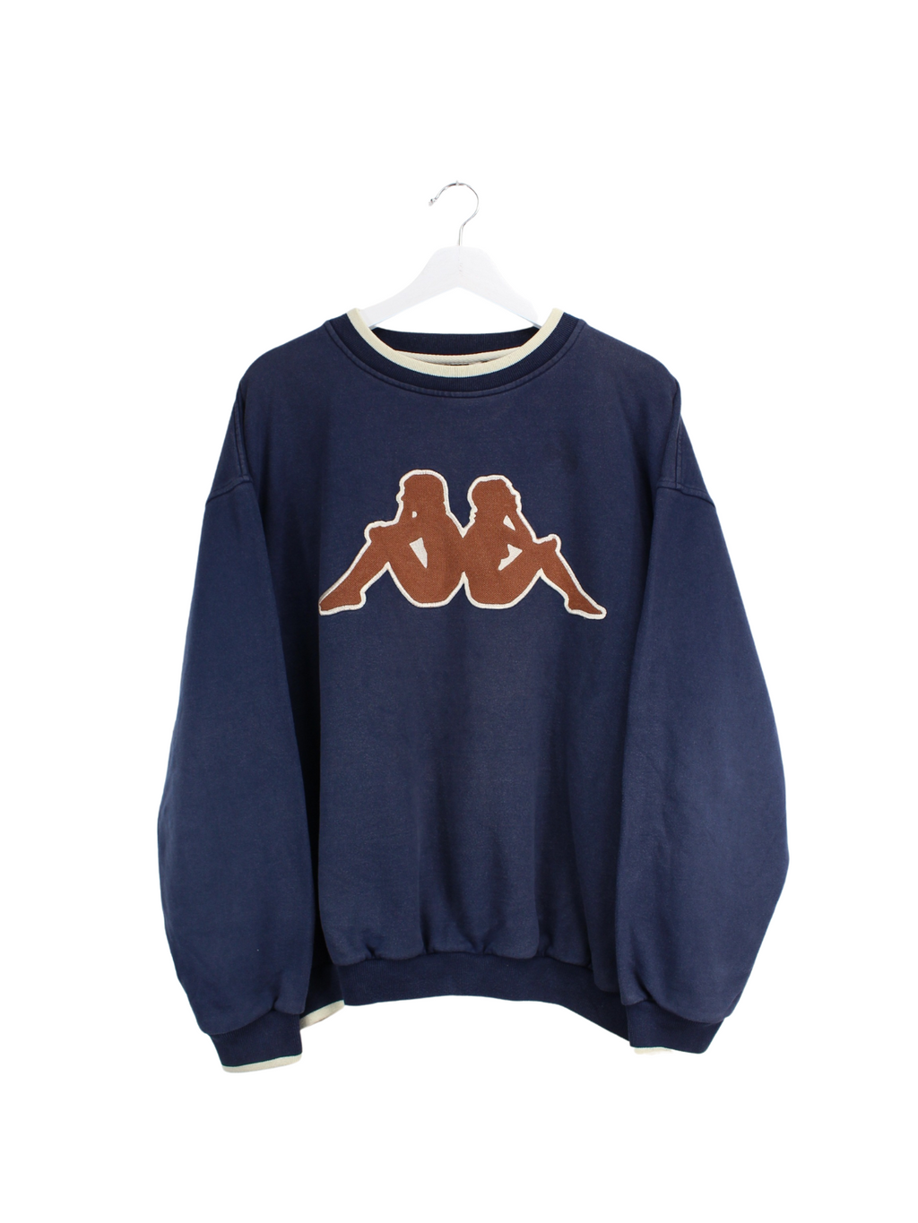 Kappa Sweater Blau XL