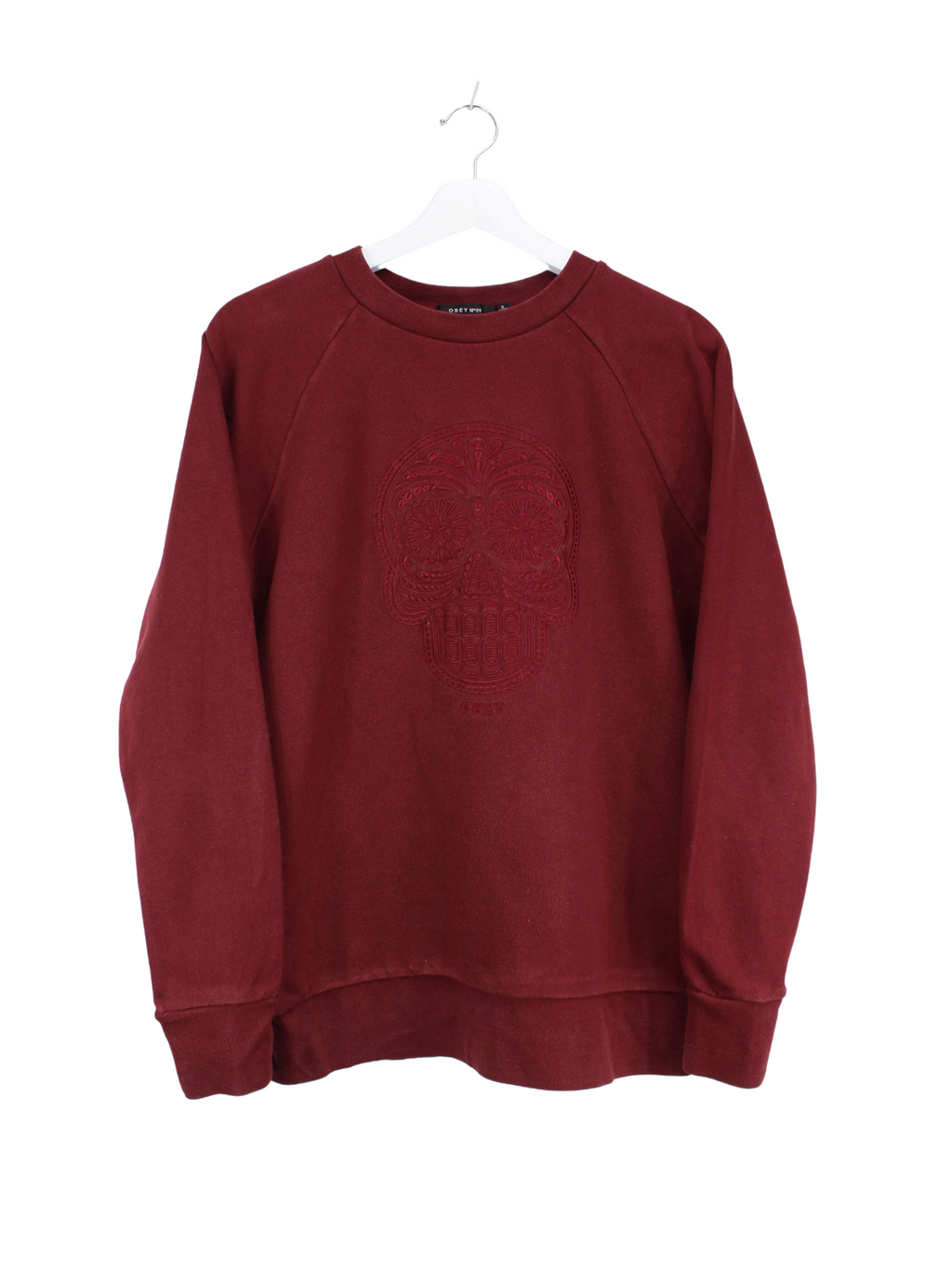 Obey Sweater Rot S