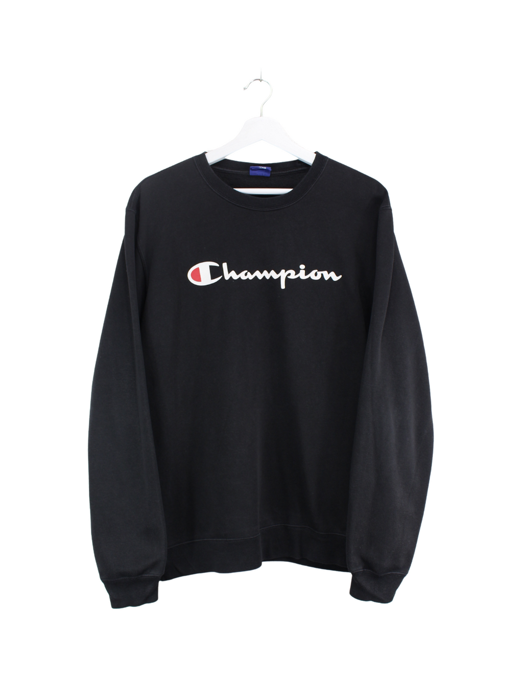 Champion Sweater Schwarz L