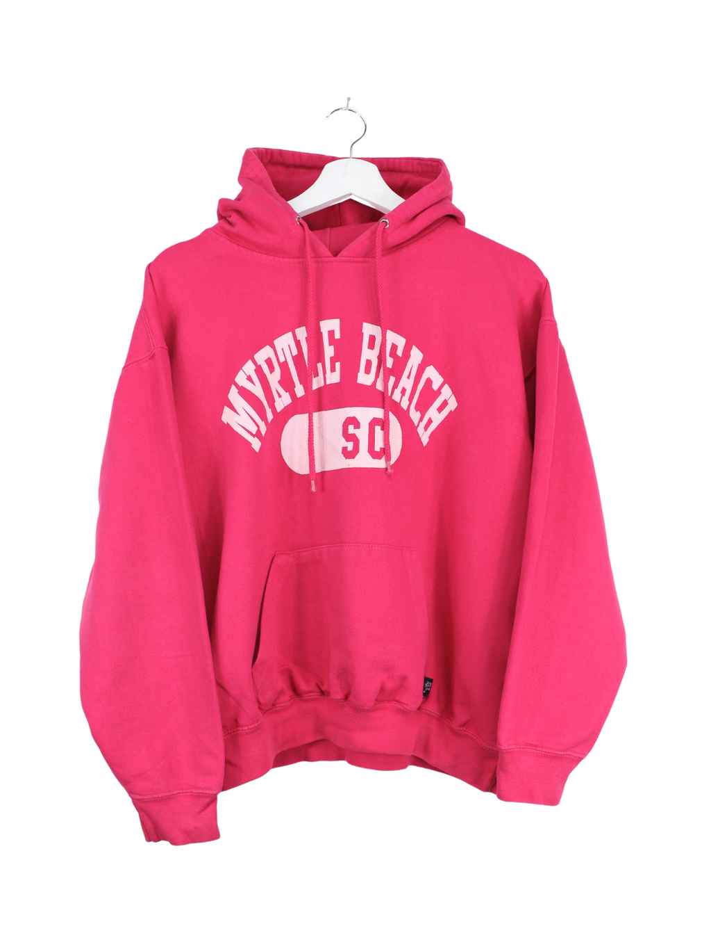 Pacific & Company Damen Hoodie Pink M