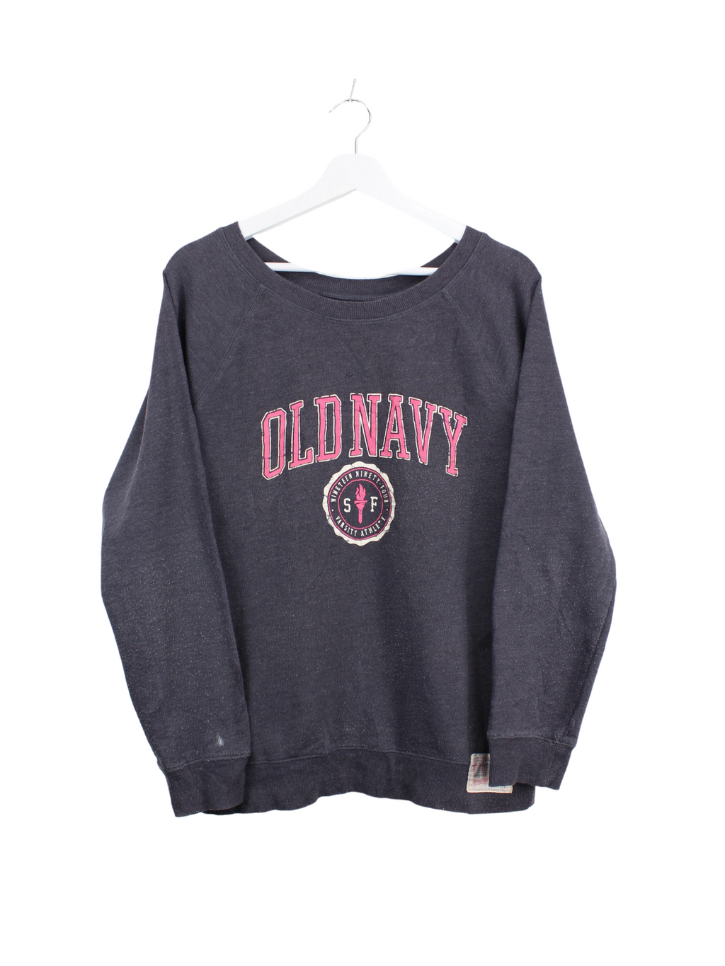 Old Navy Damen Sweater Grau M