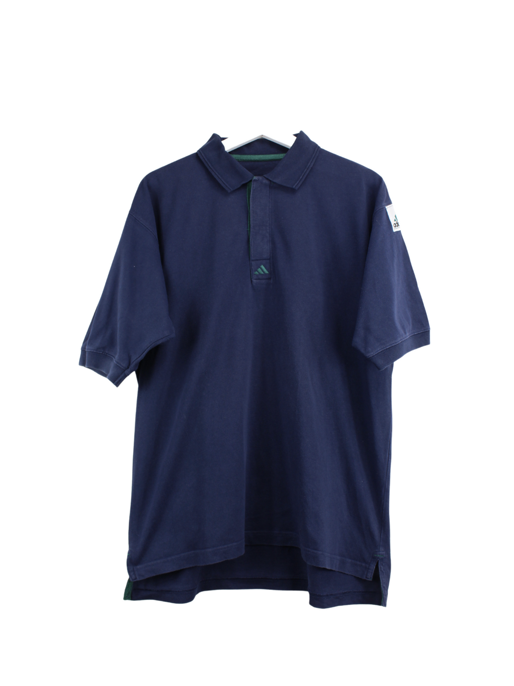 Adidas Equipment Poloshirt Blau XL