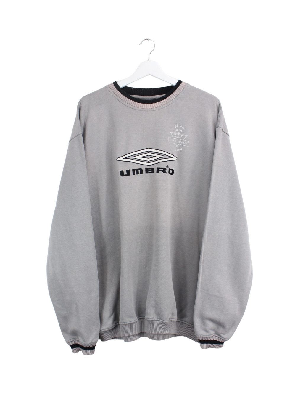 Umbro Sweater Grau XL