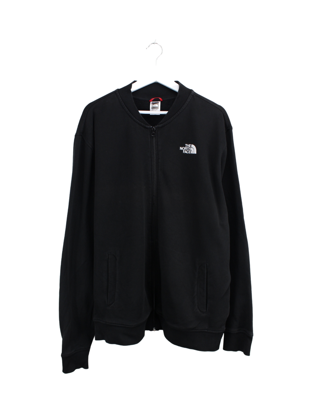 The North Face Sweatjacke Schwarz XL