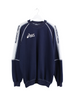 Asics Tape Sweater Blau XL