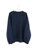 IZOD Basic Sweater Blau XL