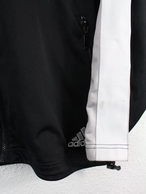 Adidas Trainingsajcke Schwarz XL