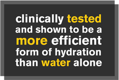 Clinically Tested Hydration Electrolytes For Drinking Alcohol
