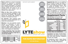 LyteShow 4 oz. Bottle 3-Pack