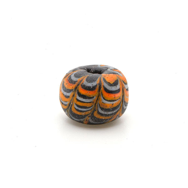 An Islamic Glass Bead, ca. 9th century CE - Sands of Time Ancient Art