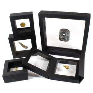 HIGH QUALITY DISPLAY BOX FOR AMULETS, JEWELRY, SEALS, SCARABS, INTAGLIOS ETC - Sands of Time Ancient Art