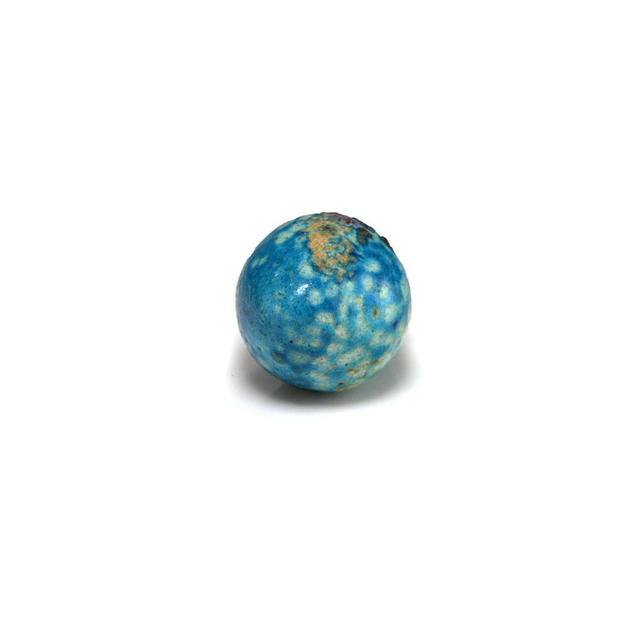 * An Egyptian Faience Model Fruit, Middle Kingdom, ca. 1980-1760 BC - Sands of Time Ancient Art