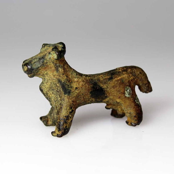 An Egyptian Bronze Ram, Late Period ca 664 - 332 BC - Sands of Time Ancient Art